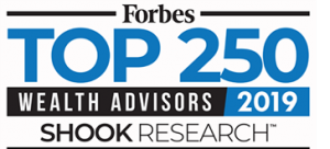 Randy Carver Named to Forbes' 2019 List of Top 250 Wealth Advisors in the U.S.