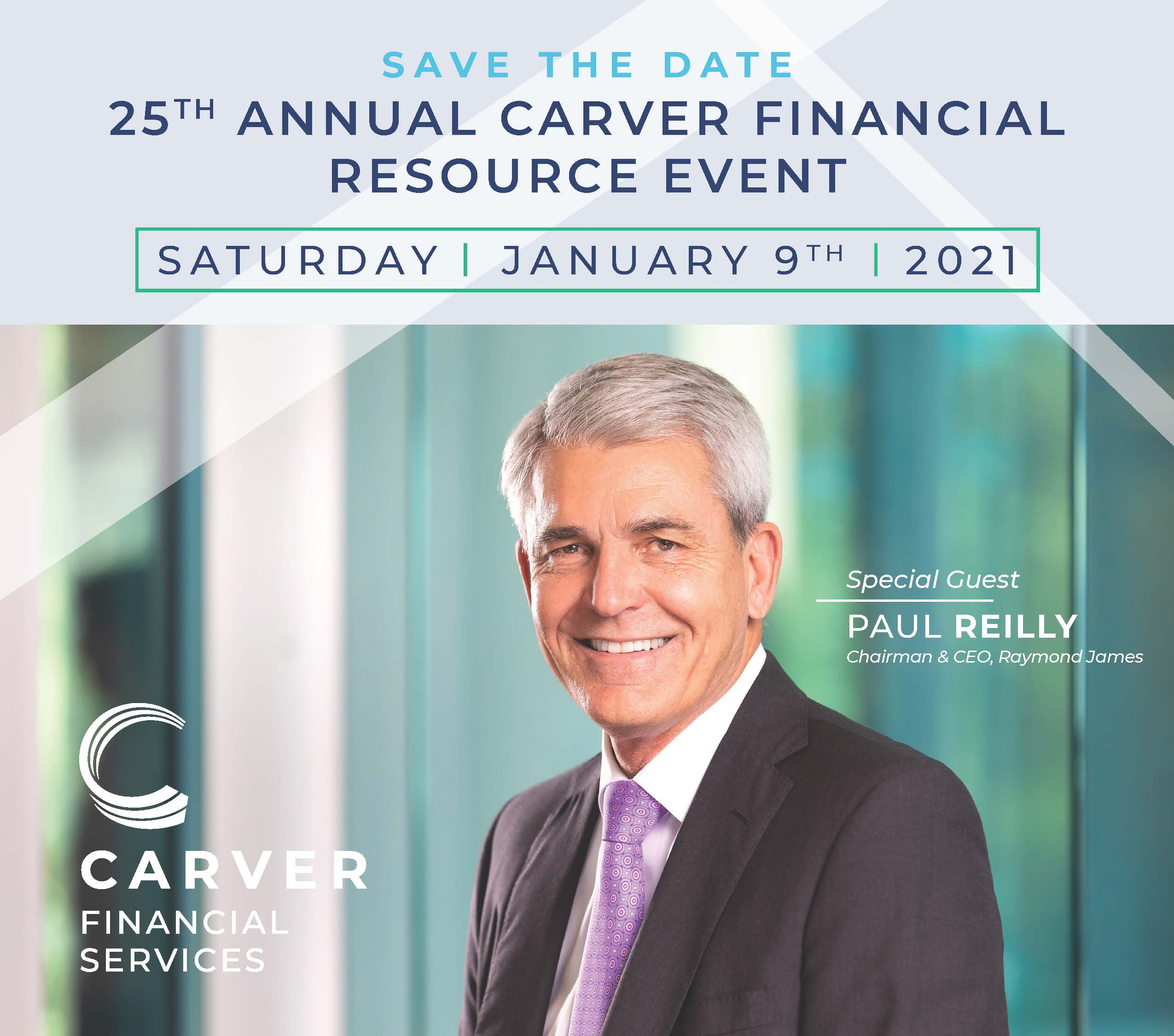 25th Annual Carver Financial Resource Event