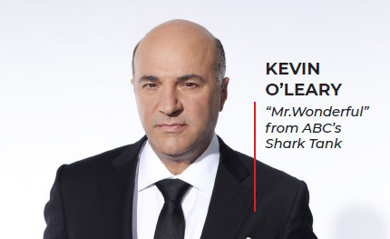 An Interview with Kevin O'Leary
