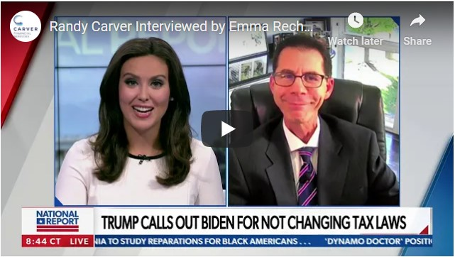 Randy Carver interviewed by Newsmax