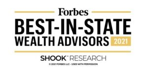 Randy Carver named to Forbes' 2021 Best-in-State List of Top Wealth Advisors