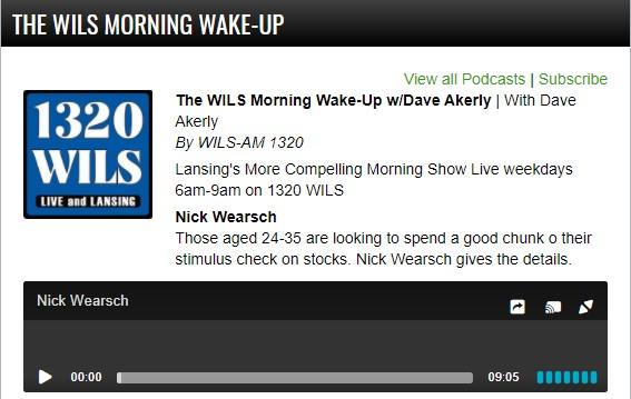 Fox News Affiliate WILS 1320 AM Radio
