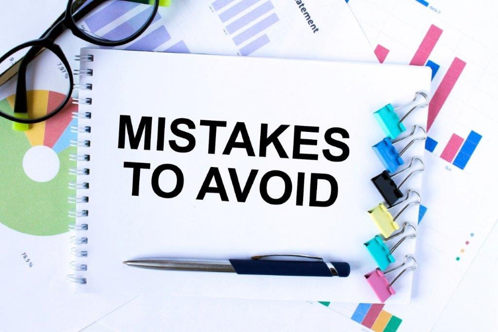 Prevent Mistakes Instead of Trying to Fix Them