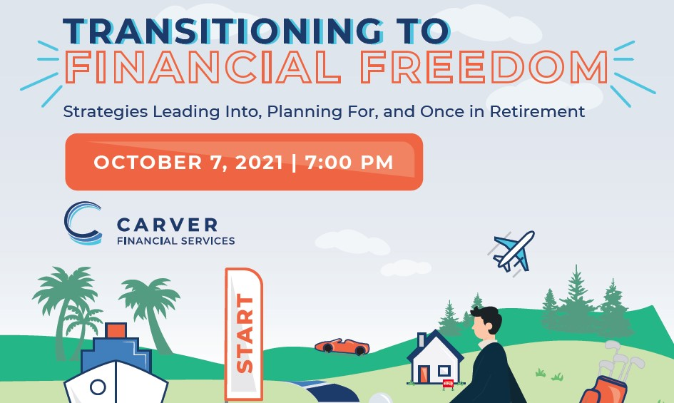 10.7.21 Transitioning to Financial Freedom