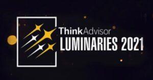 Carver Financial Services recognized as a 2021 ThinkAdvisor LUMINARY